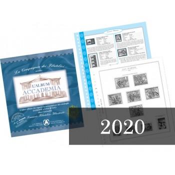 Fogli San Marino 2020 - Accademia