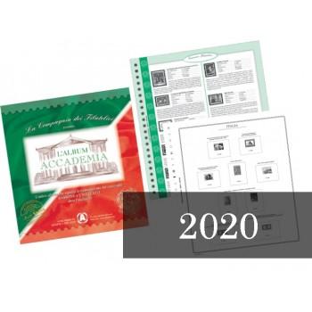 Fogli Italia 2020 - Accademia