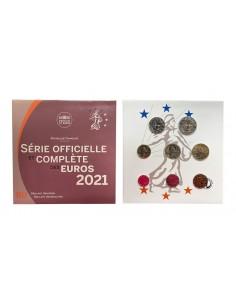 Francia - 2021 - Divisionale