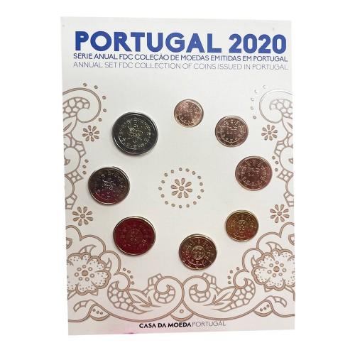 Portogallo - 2020 - Divisionale FDC