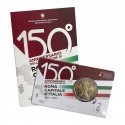Italia - 2021 - 2€ Roma Capitale (blister)