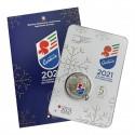 Italia - 2021 - 5€ Cortina