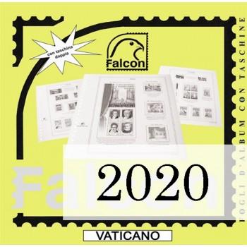 Fogli Vaticano 2020 - Falcon
