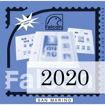 Fogli San Marino 2020 - Falcon