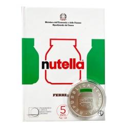 Italia - 2021 - 5€ Nutella Verde