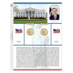 Abafil One Dollar Coins - Foglio 2020