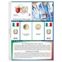 Abafil Italia 2021 2€ comm.