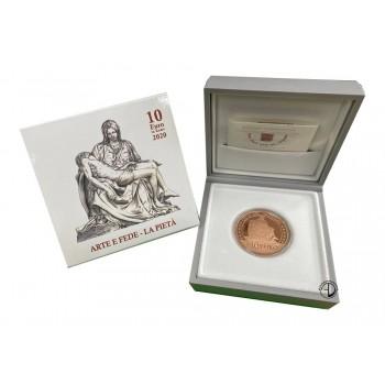 Vaticano - 2020 - 10€ La Pietà