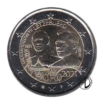 Lussemburgo - 2020 - 2€ Granduca Giovanni