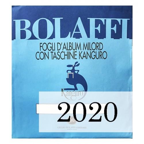 Fogli San Marino 2020 - Bolaffi