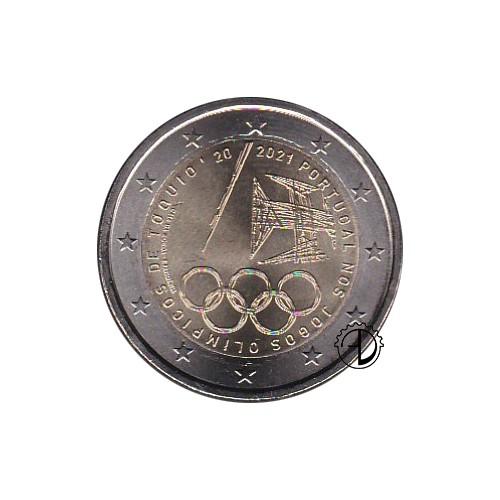 Portogallo - 2021 - 2€ Olimpiadi