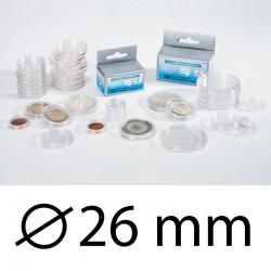 Capsule Portamonete 26 mm