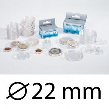 Capsule Tonde CAPS 22 mm