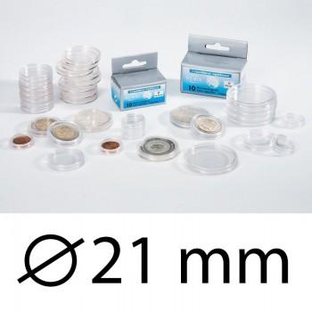 Capsule Tonde CAPS 21 mm