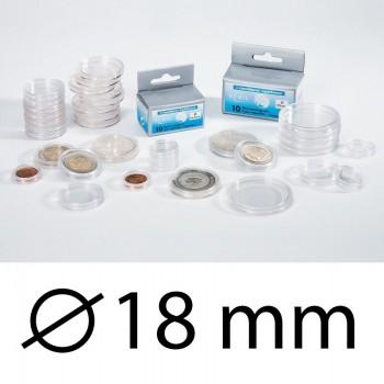 Capsule Tonde CAPS 18 mm