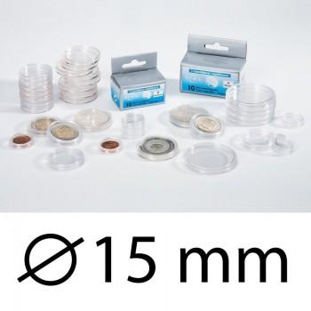 Capsule Tonde CAPS 15 mm