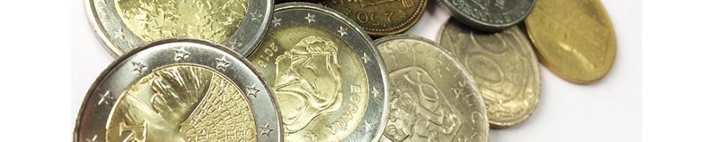 Filatelia Dabbene: Monete Euro