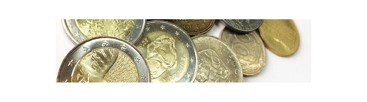 Monete Mondiali Varie