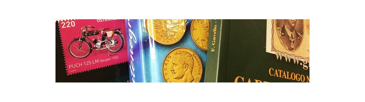 Filatelia Dabbene: Cataloghi Numismatici